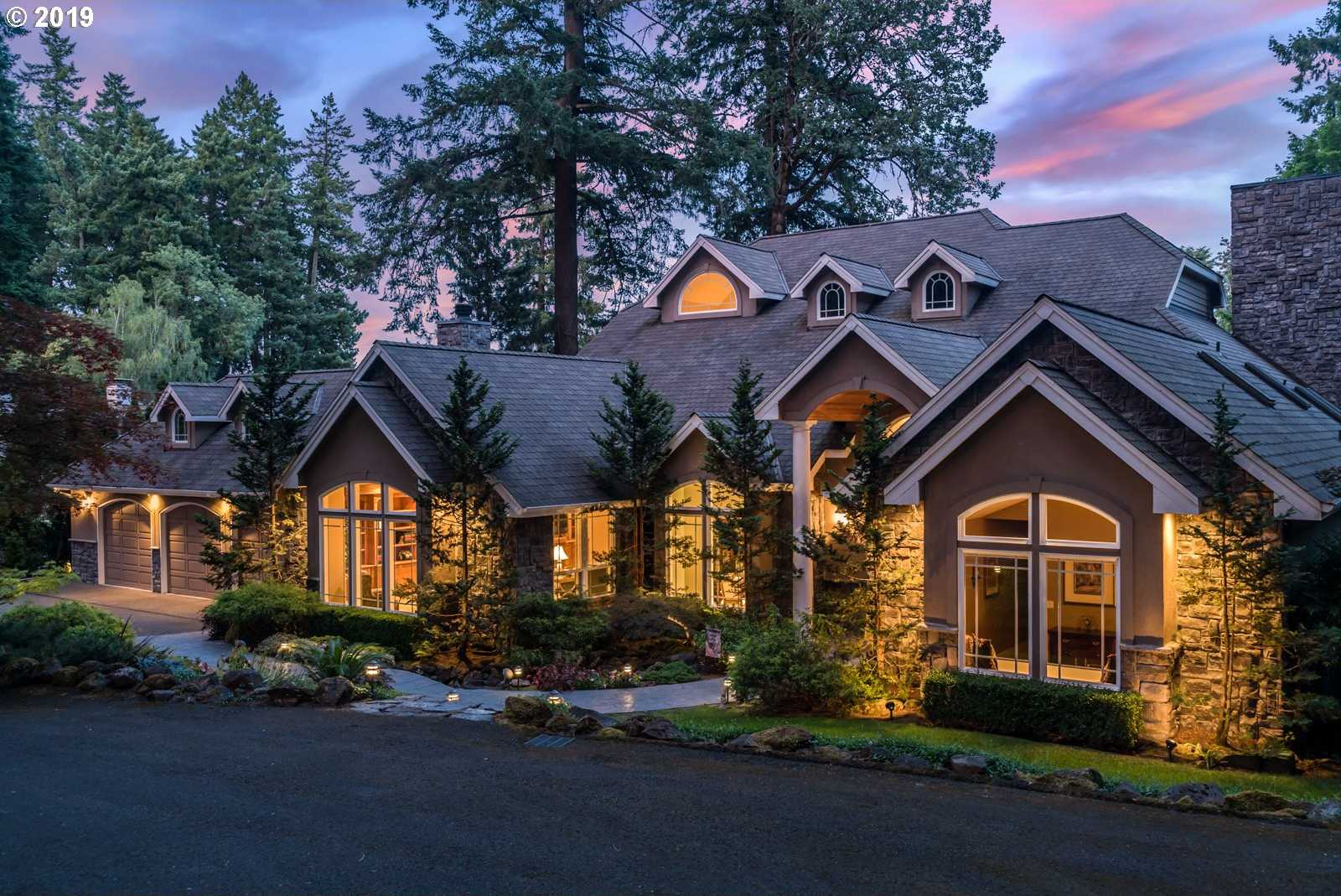 $4,195,000 - 5Br/5Ba -  for Sale in Main Lake Oswego, Lake Oswego