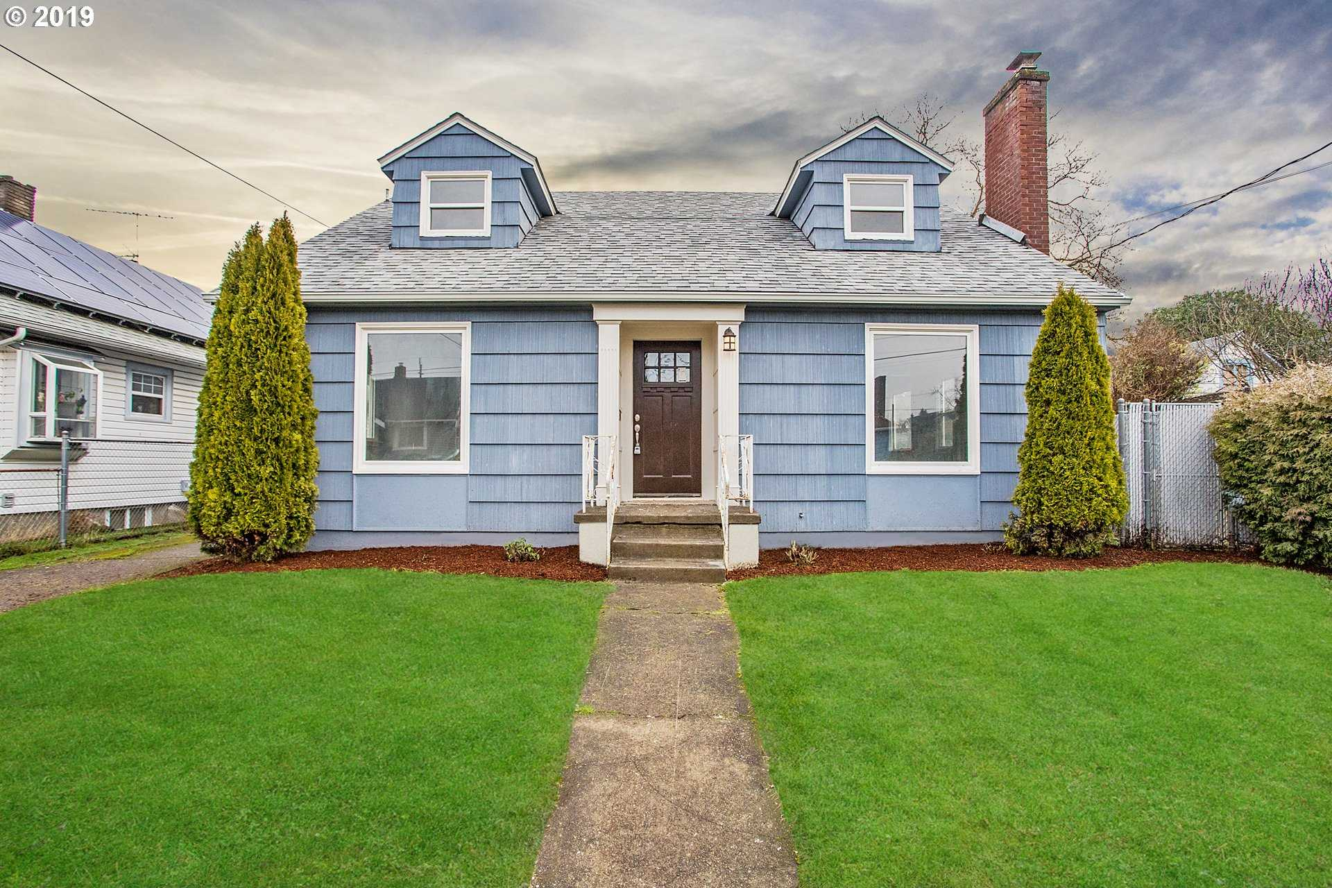 $565,000 - 4Br/2Ba -  for Sale in Portland