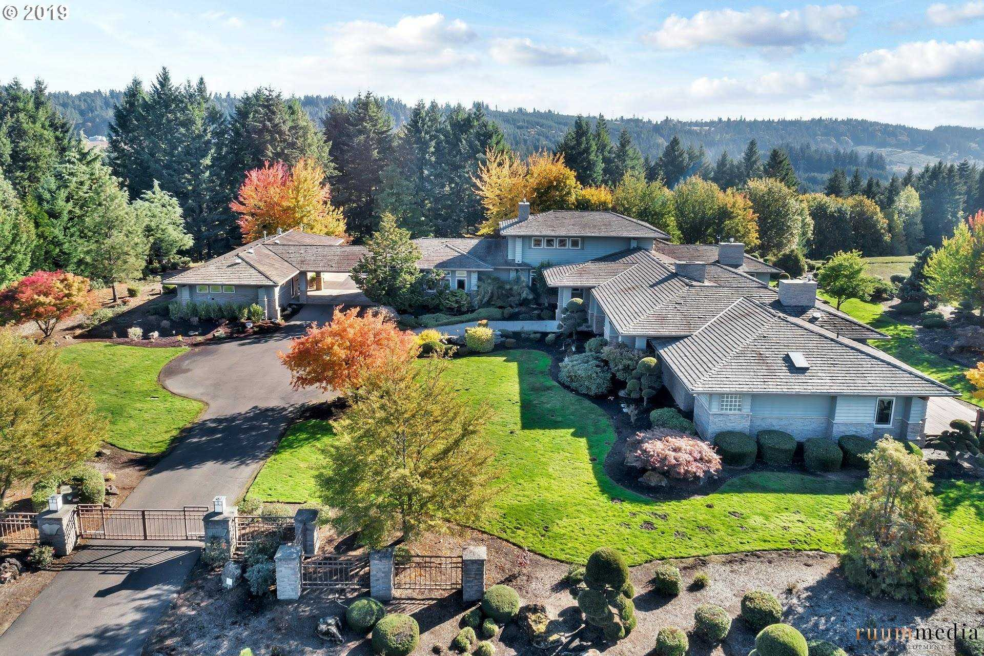 $2,495,000 - 5Br/7Ba -  for Sale in Stafford, Wilsonville