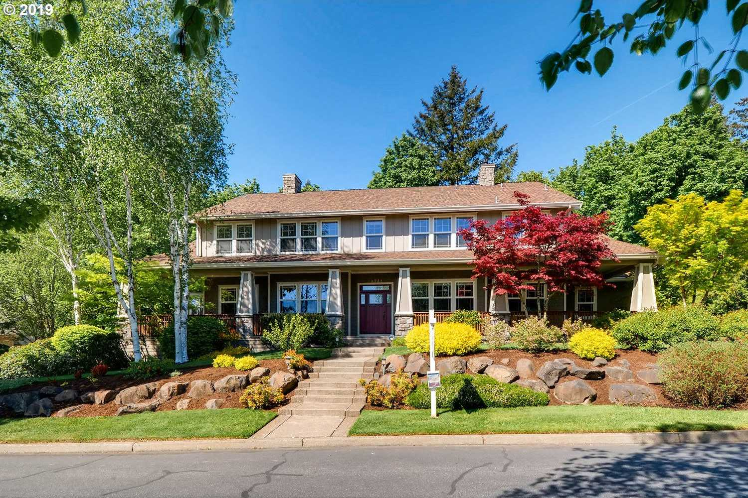 $1,175,000 - 5Br/4Ba -  for Sale in Backs To Forest Park, Portland