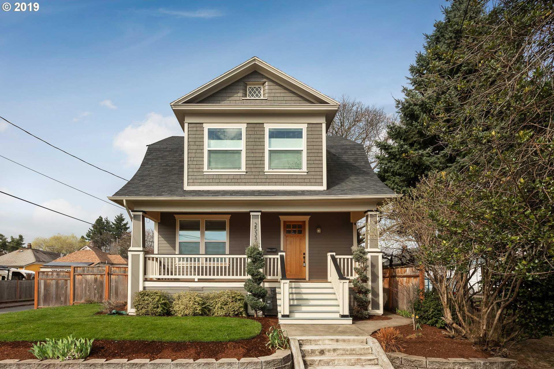 $875,000 - 4Br/3Ba -  for Sale in Division/ Clinton, Portland