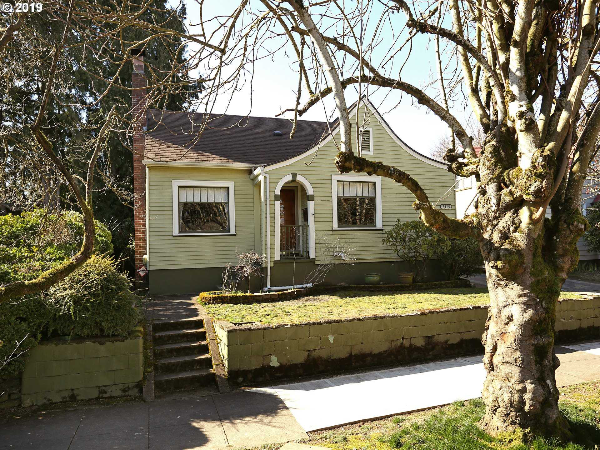 $524,900 - 3Br/1Ba -  for Sale in Sellwood, Portland