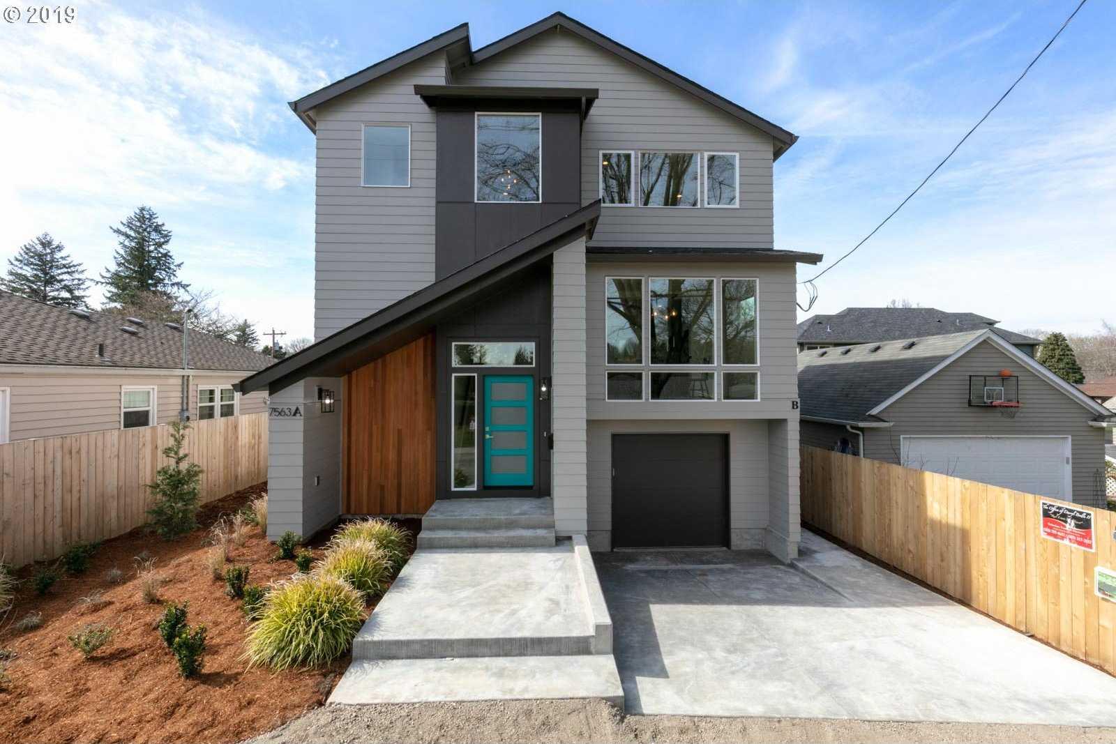 $749,900 - 4Br/4Ba -  for Sale in Eastmoreland, Portland