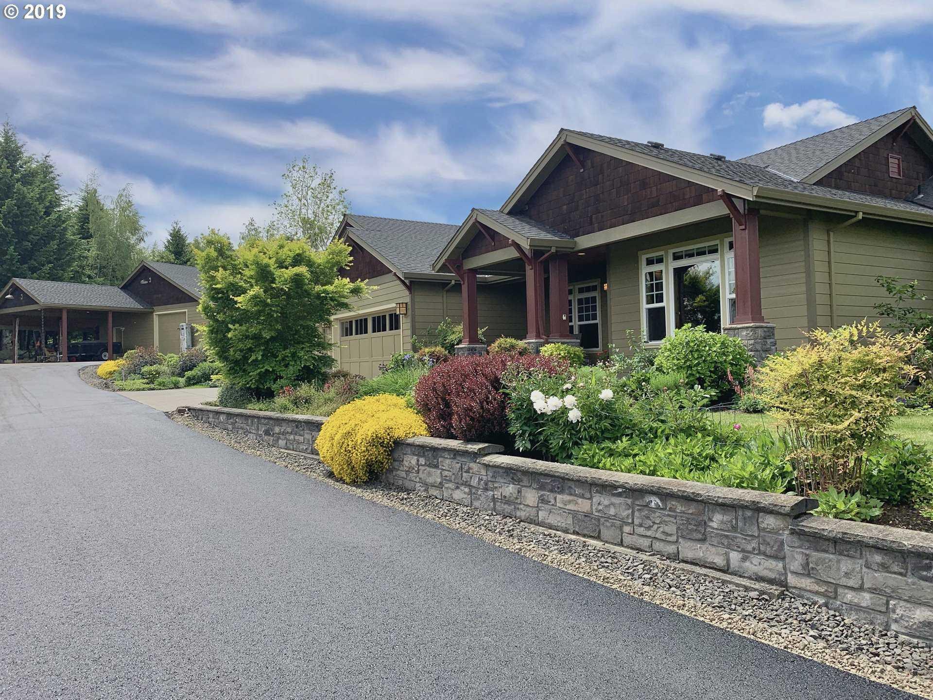 $1,535,000 - 4Br/3Ba -  for Sale in Scholls, Hillsboro
