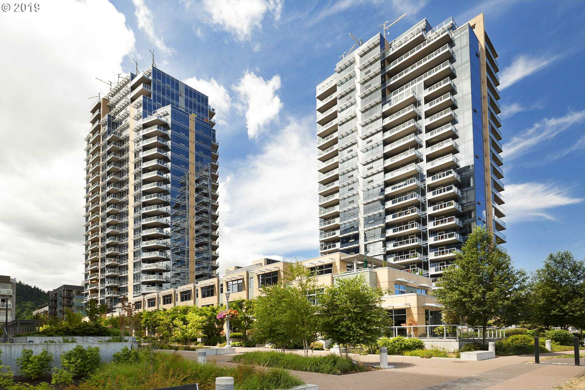 $549,900 - 1Br/2Ba -  for Sale in South Waterfront/meriwether, Portland