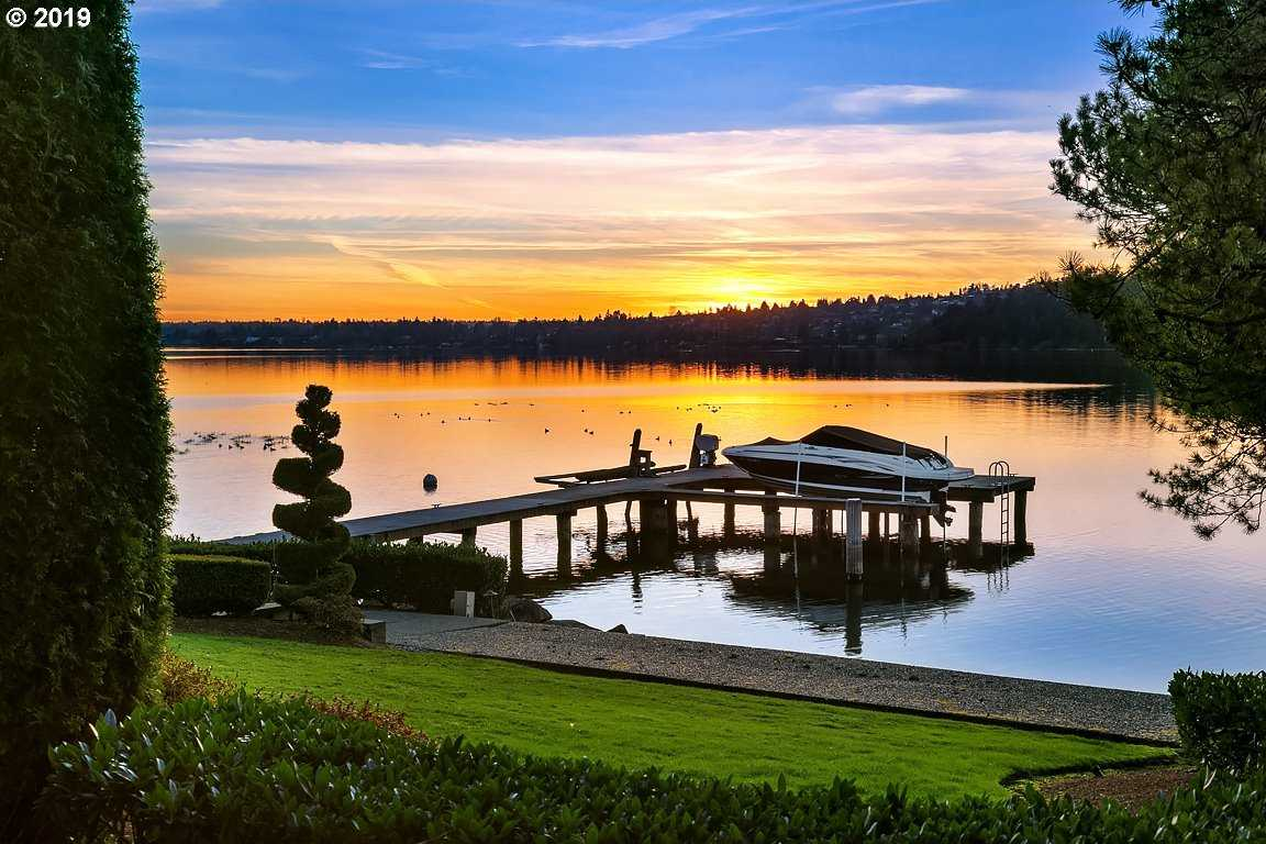 $5,998,000 - 5Br/5Ba -  for Sale in Mercer Island