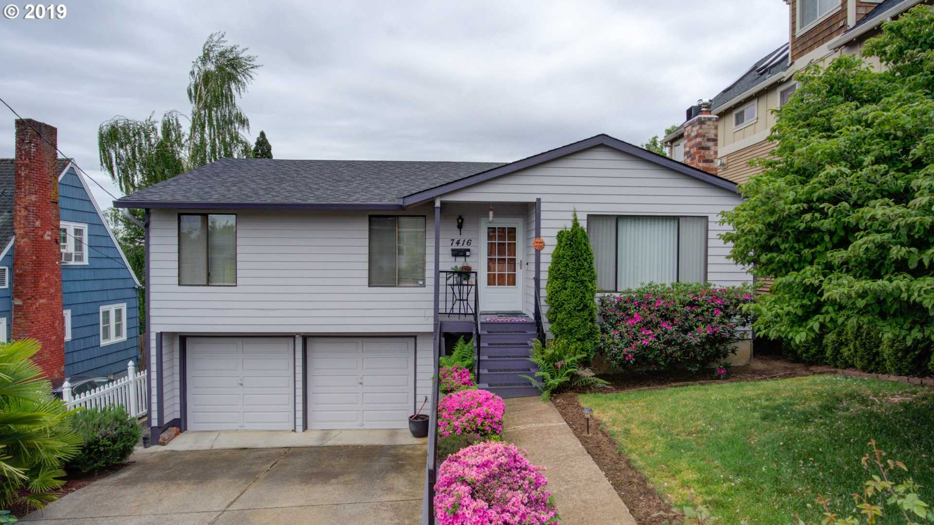$545,000 - 3Br/3Ba -  for Sale in Mt Tabor, Portland