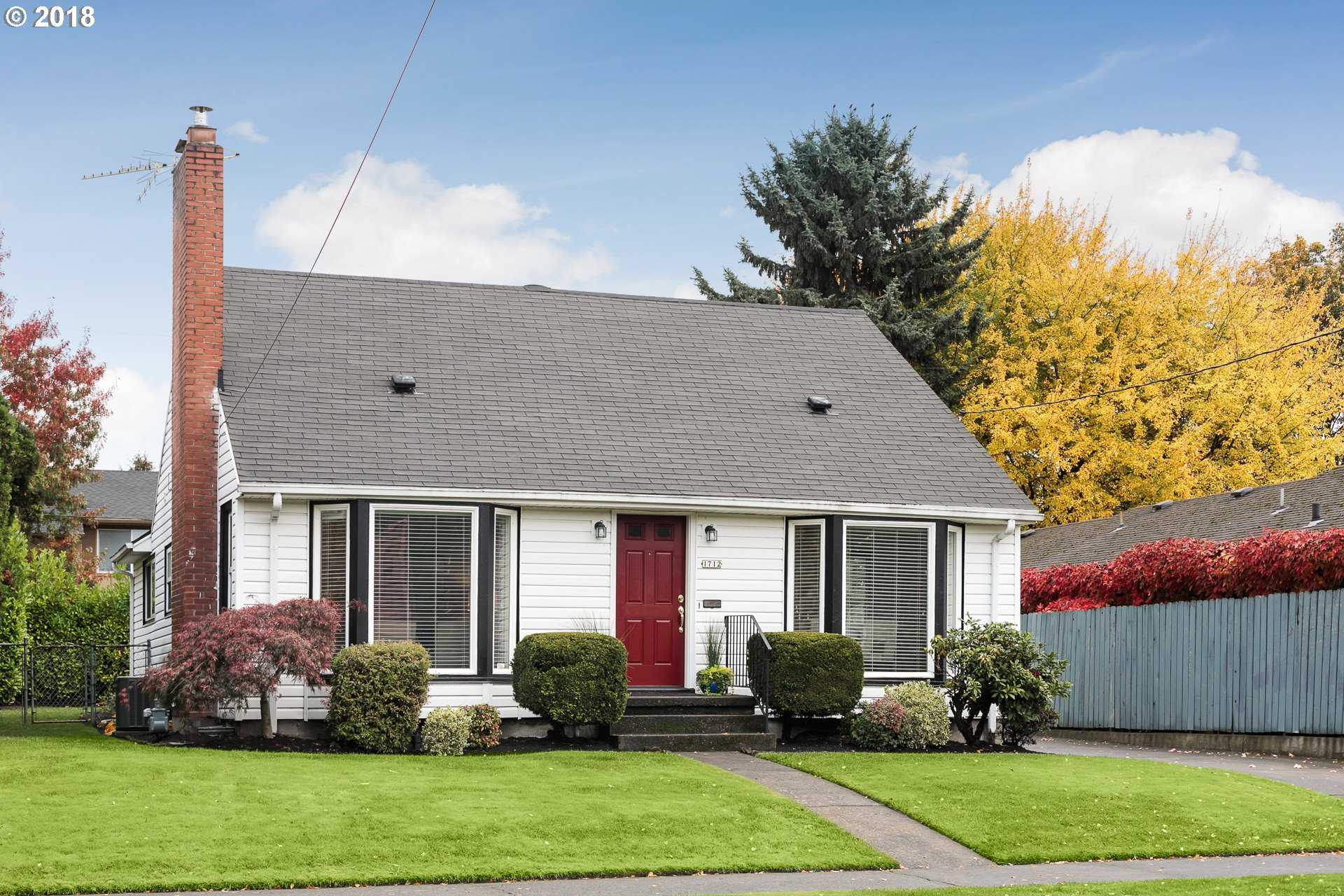 $519,000 - 4Br/2Ba -  for Sale in Rose City Park, Portland