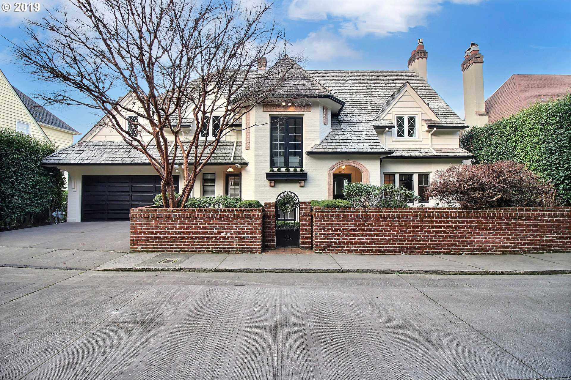 $1,595,000 - 5Br/4Ba -  for Sale in Kings Heights, Portland