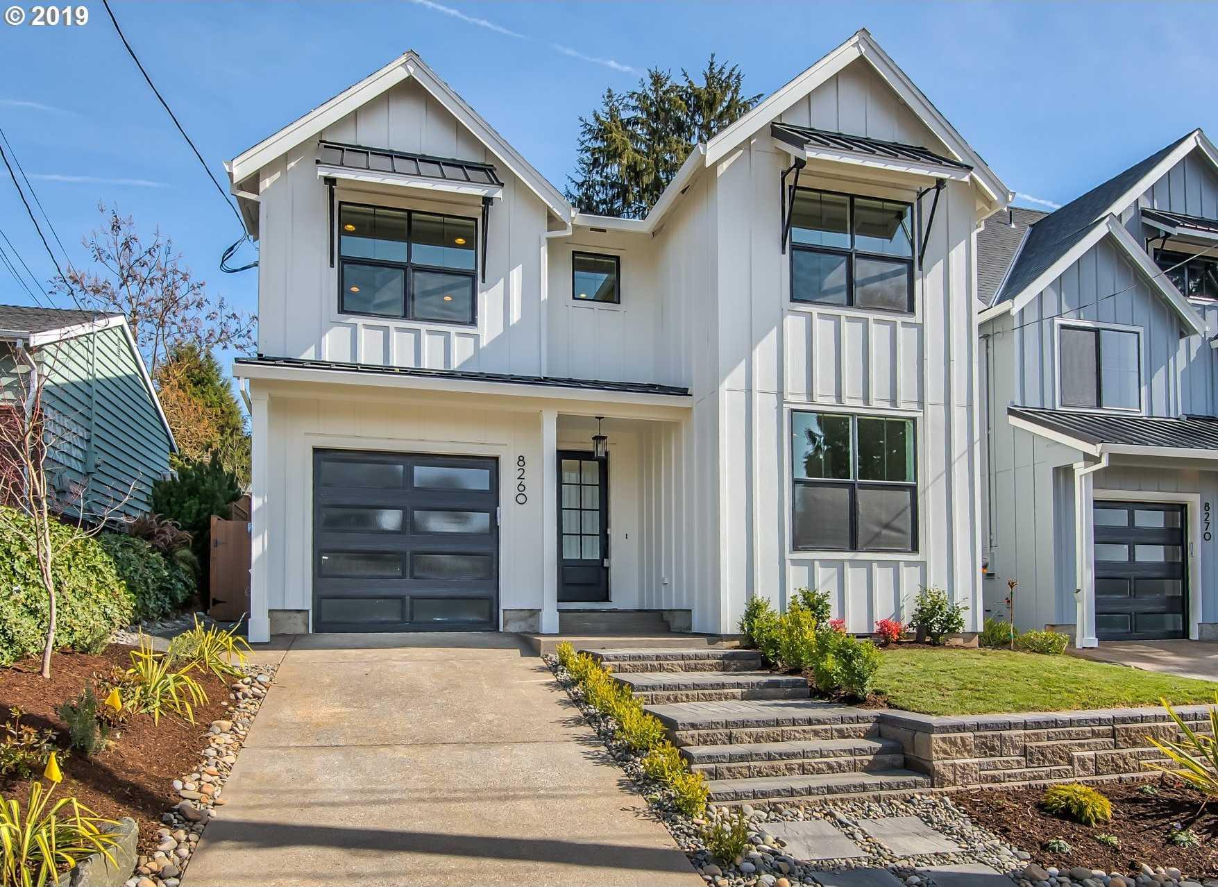$799,900 - 4Br/3Ba -  for Sale in South Burlingame, Portland