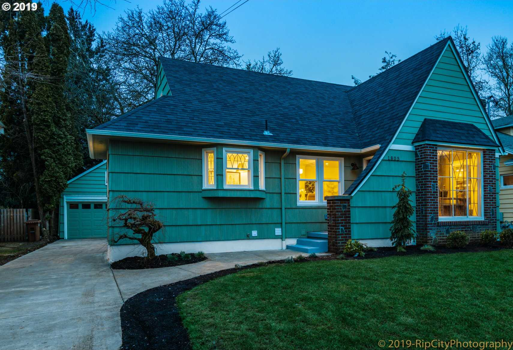 $789,950 - 4Br/3Ba -  for Sale in Portland