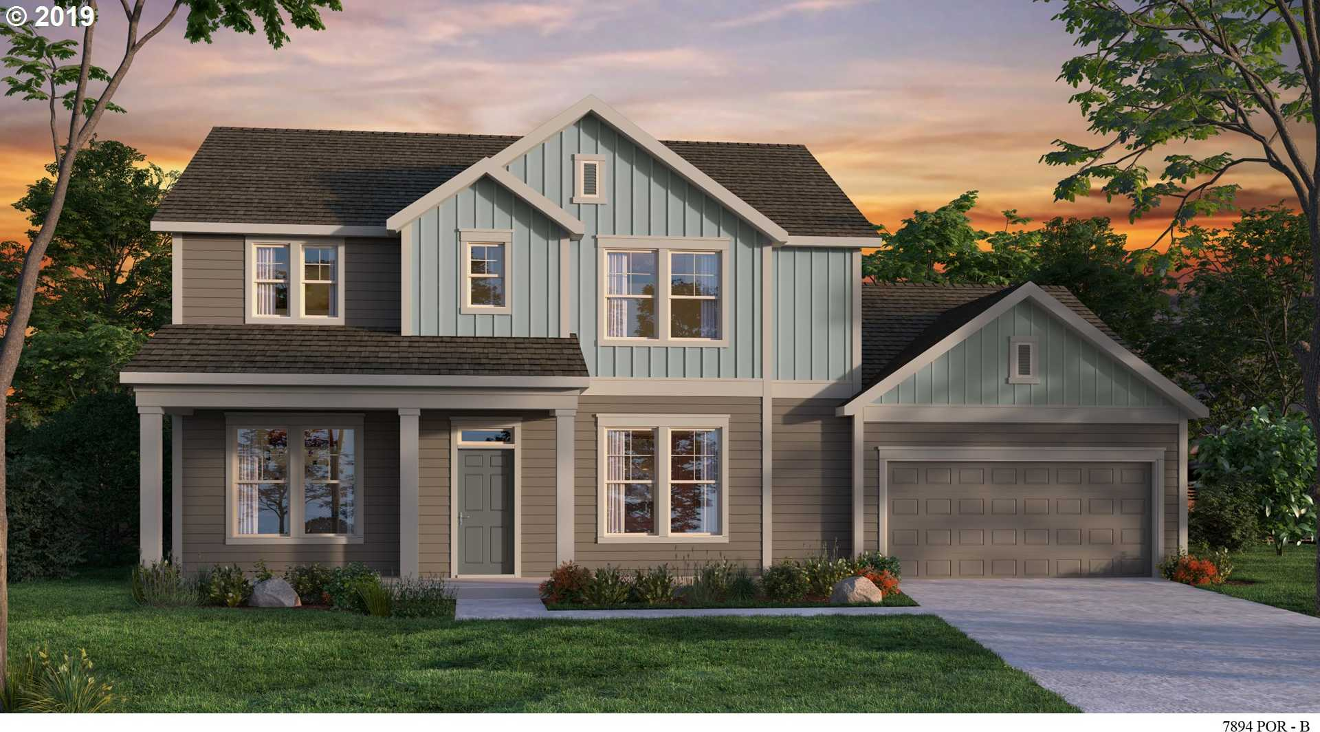 $748,420 - 5Br/3Ba -  for Sale in Summerbrook,lot 5, Tigard