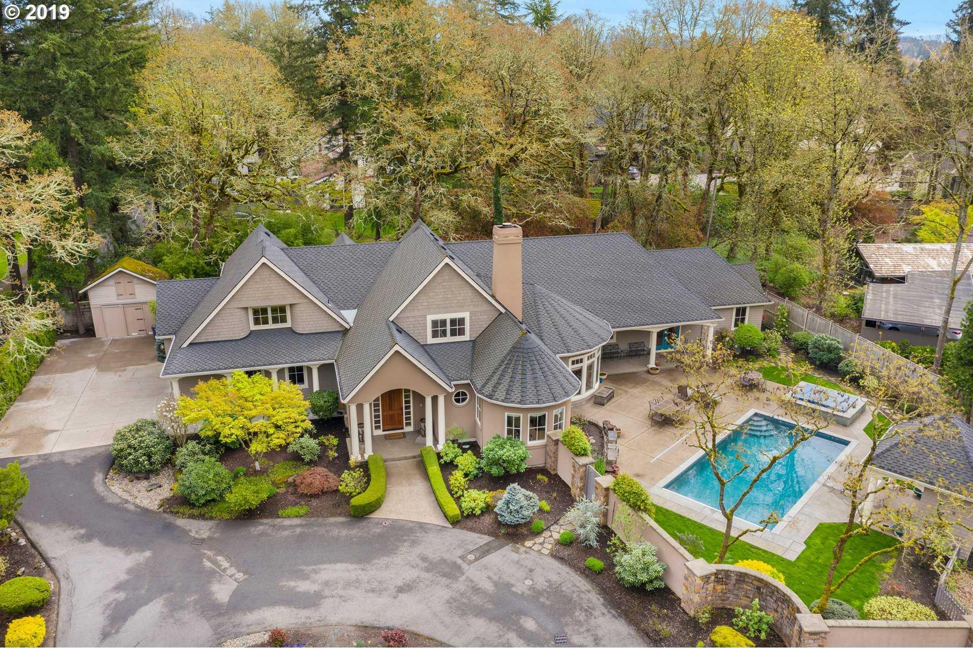 $1,995,000 - 4Br/4Ba -  for Sale in Dunthorpe Riverdale, Portland