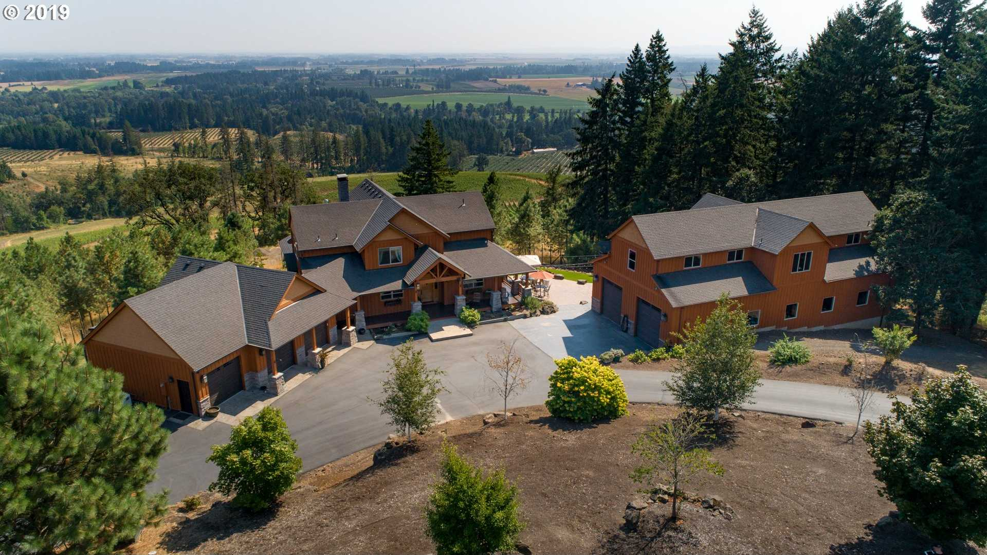 $2,200,000 - 4Br/5Ba -  for Sale in Ladd Hill Estates, Newberg
