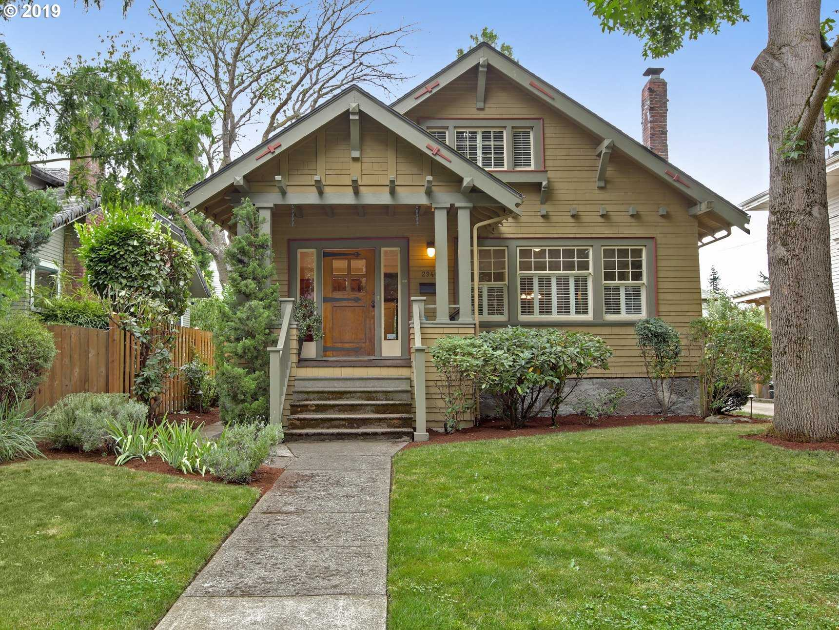$1,050,000 - 4Br/3Ba -  for Sale in Irvington, Portland