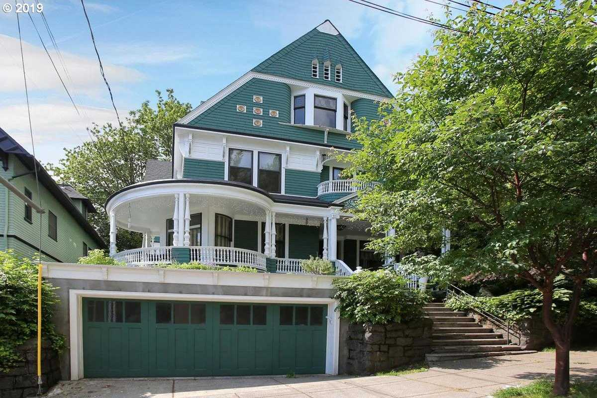 $2,000,000 - 9Br/5Ba -  for Sale in Goose Hollow, Portland