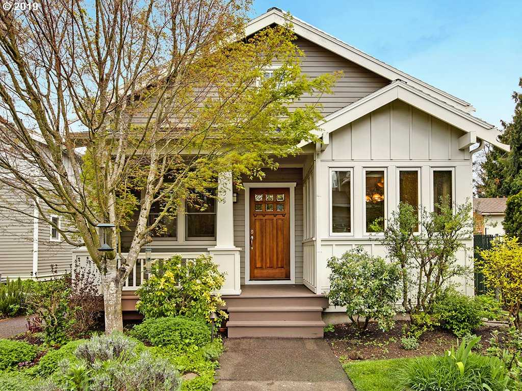 $495,000 - 3Br/2Ba -  for Sale in South Tabor, Portland