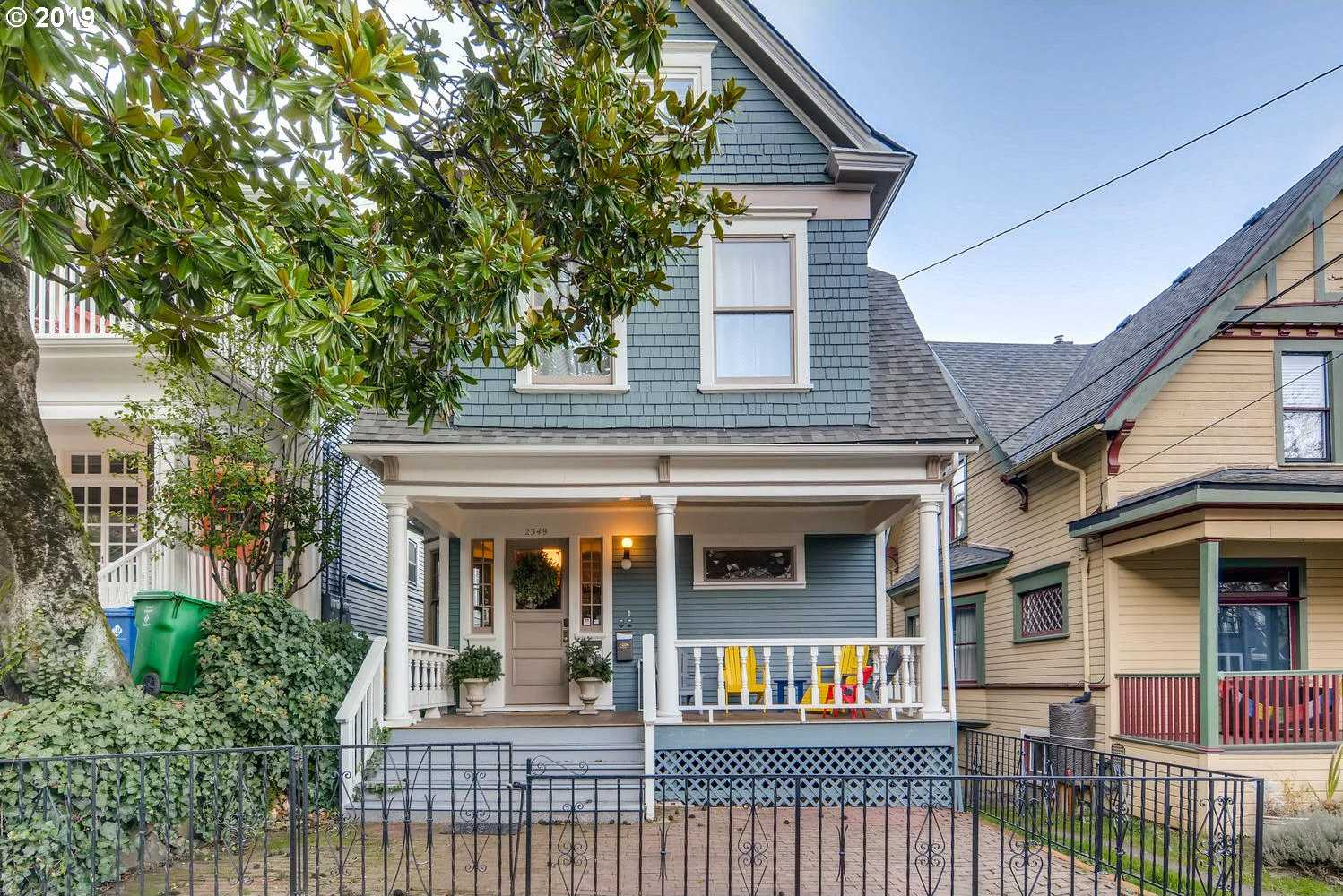 $1,175,000 - 6Br/3Ba -  for Sale in Portland