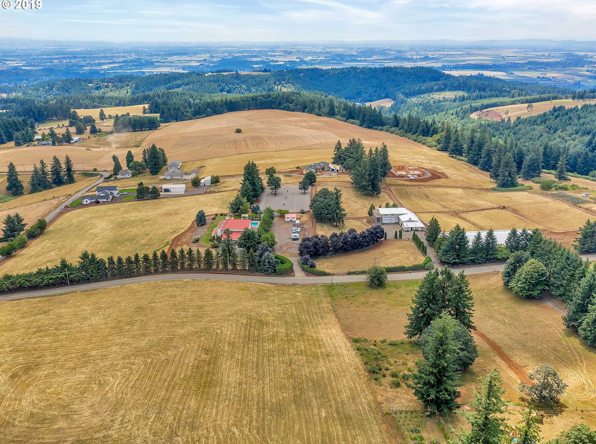 $2,195,000 - 3Br/5Ba -  for Sale in Parrett Mountain, Newberg