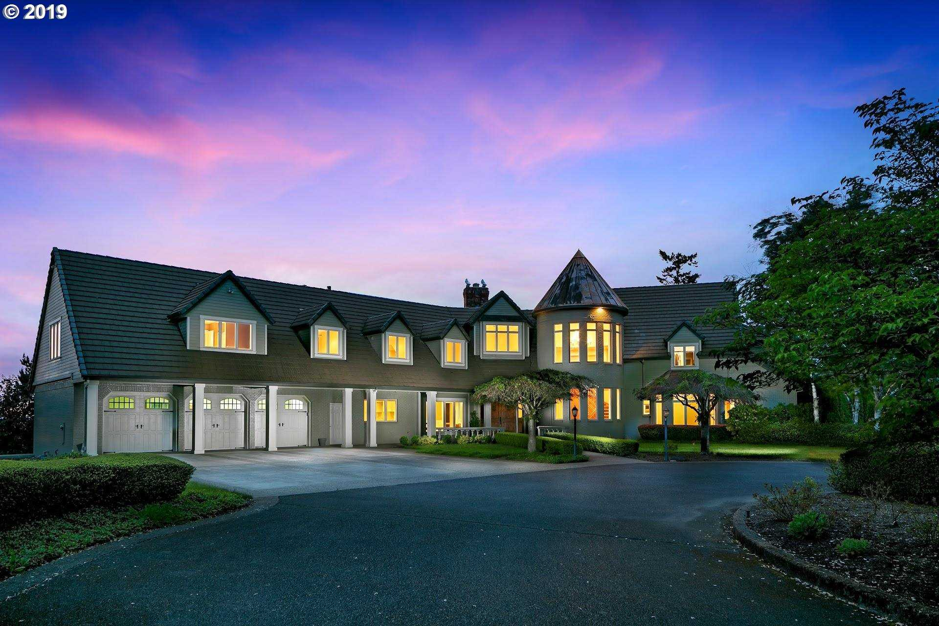 $2,595,000 - 7Br/9Ba -  for Sale in Petes Mountain, West Linn