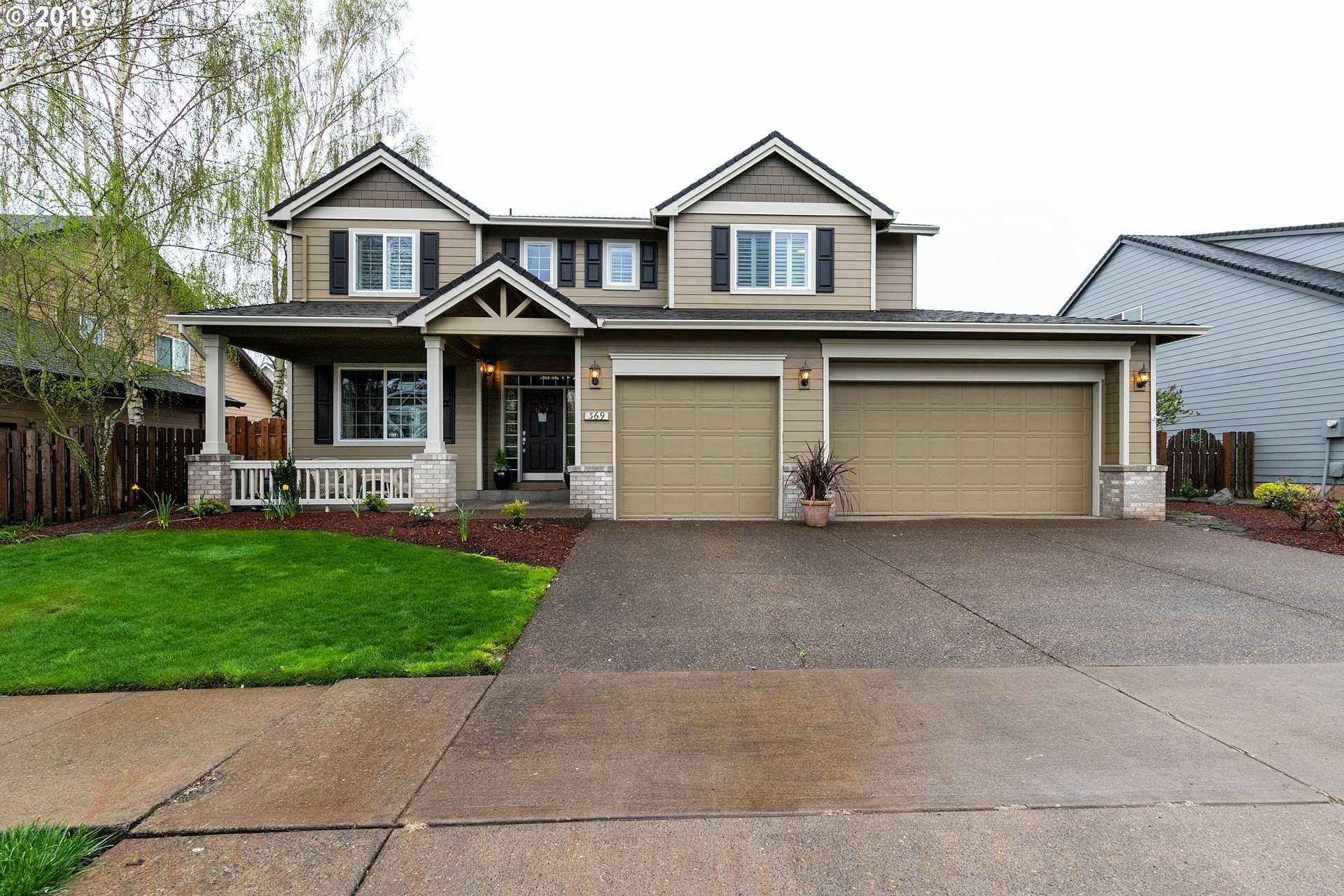 $549,000 - 4Br/3Ba -  for Sale in Canby