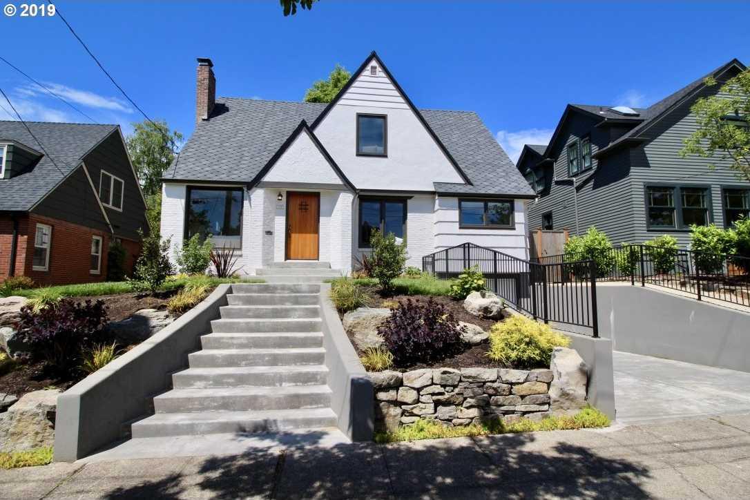 $1,295,000 - 4Br/3Ba -  for Sale in Alameda/sabin, Portland