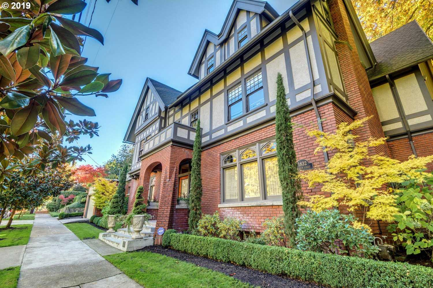 $2,500,000 - 5Br/7Ba -  for Sale in Portland Heights, West Hills, Portland