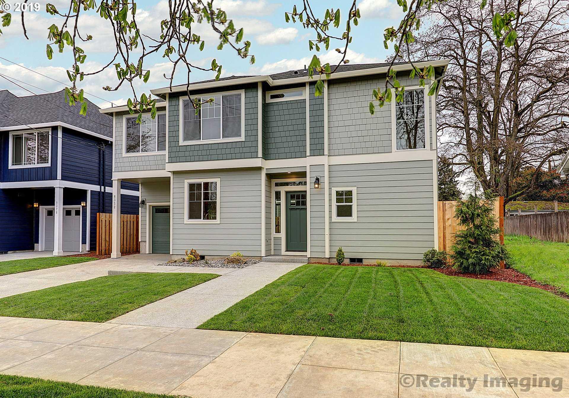 $489,999 - 4Br/3Ba -  for Sale in Kenton, Portland