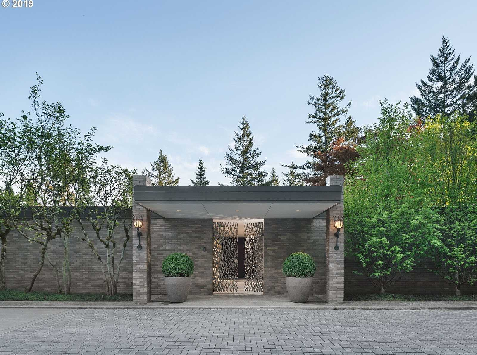 $6,975,000 - 4Br/7Ba -  for Sale in West Hills, Portland