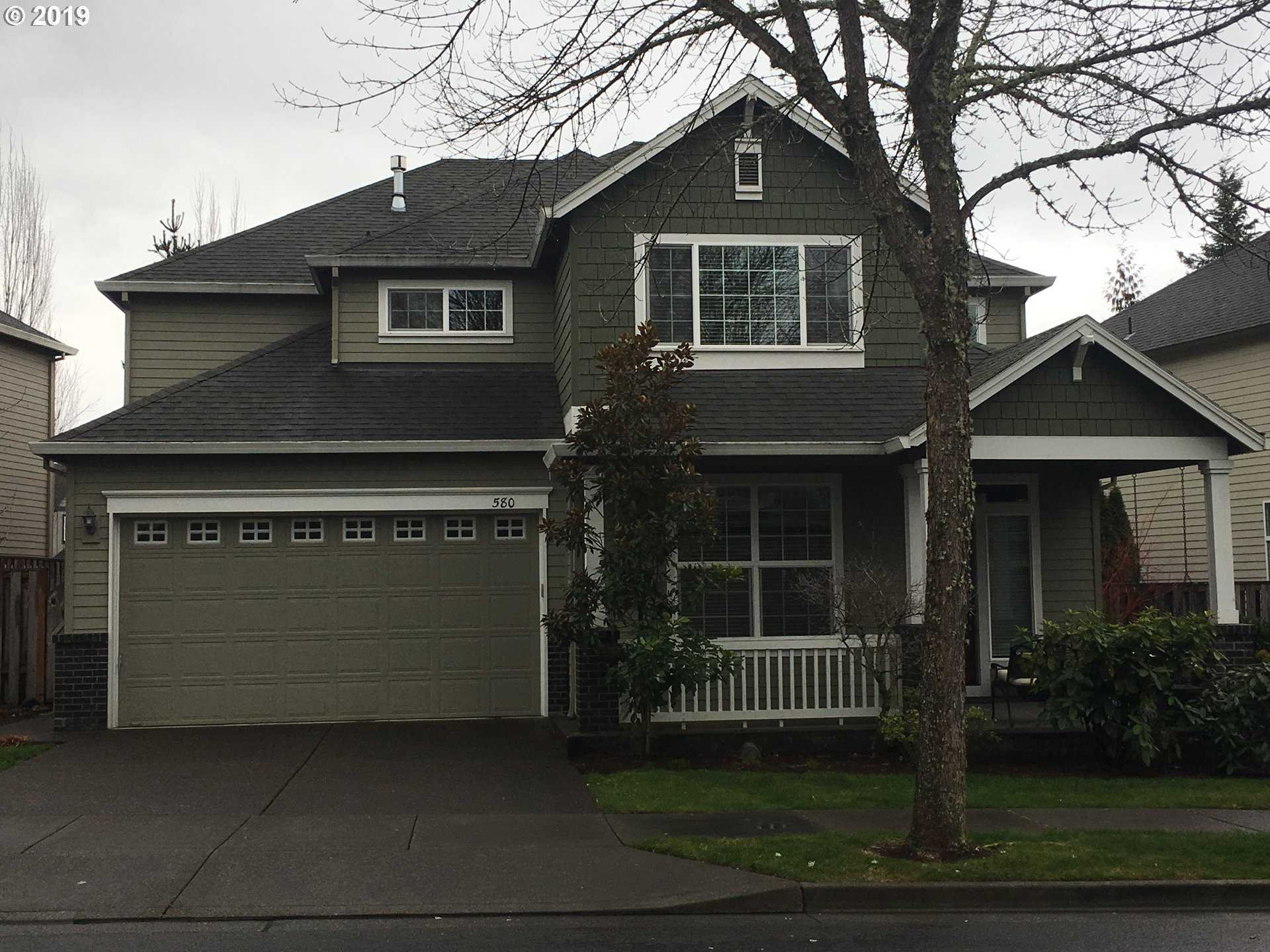 $539,587 - 4Br/3Ba -  for Sale in Orenco Gardens, Hillsboro