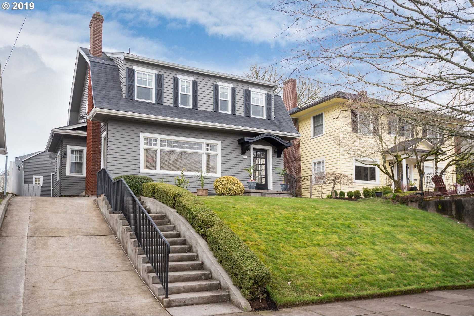 $839,000 - 3Br/2Ba -  for Sale in Laurelhurst, Portland