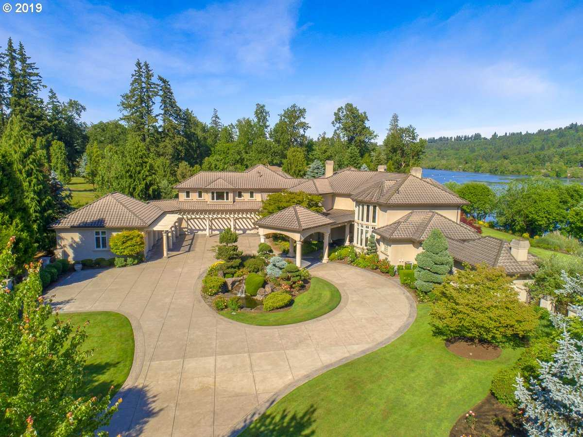 $6,888,000 - 6Br/10Ba -  for Sale in Willamette River Front, West Linn