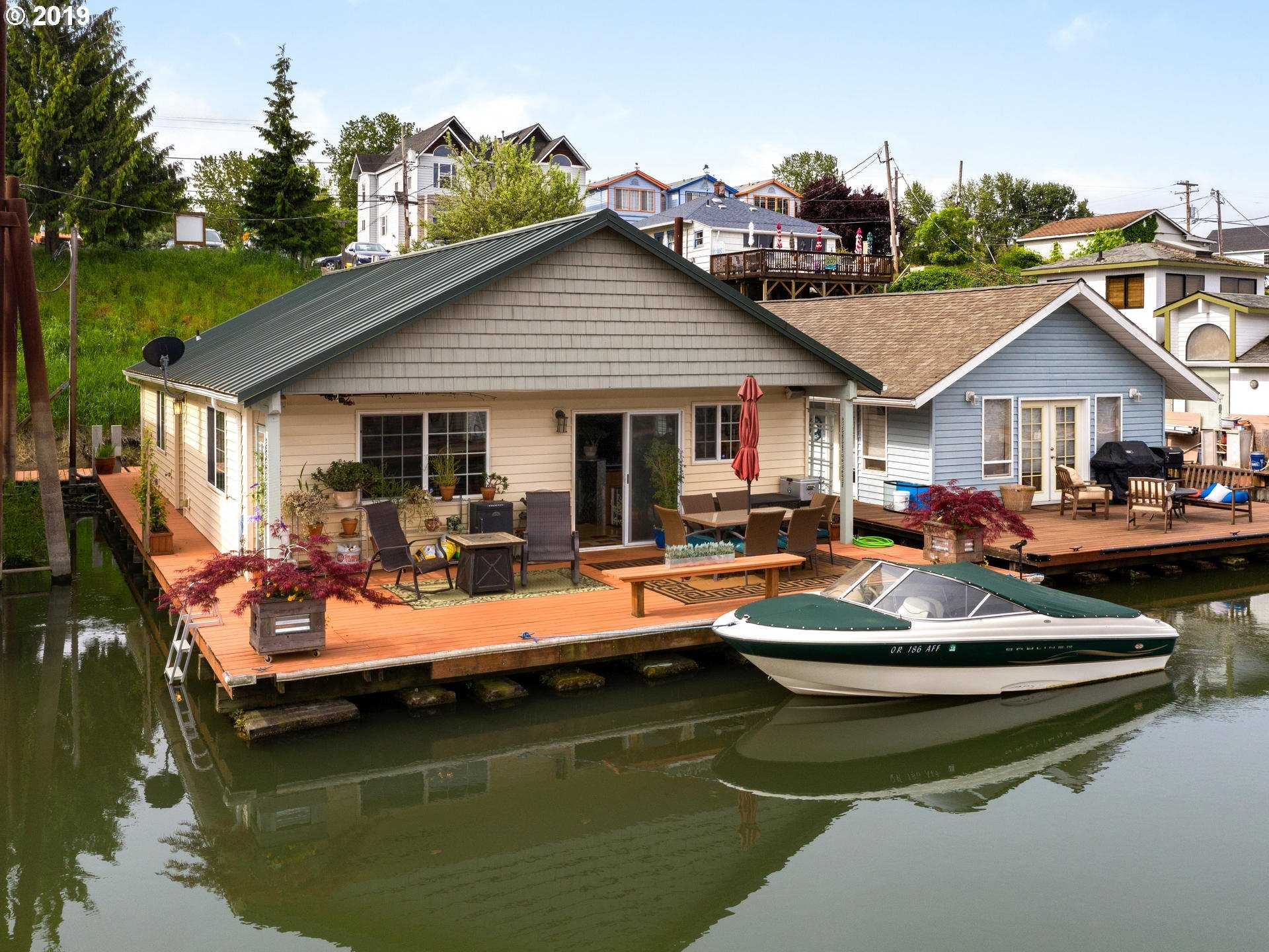 Floating Homes for Sale - You have come to the right place