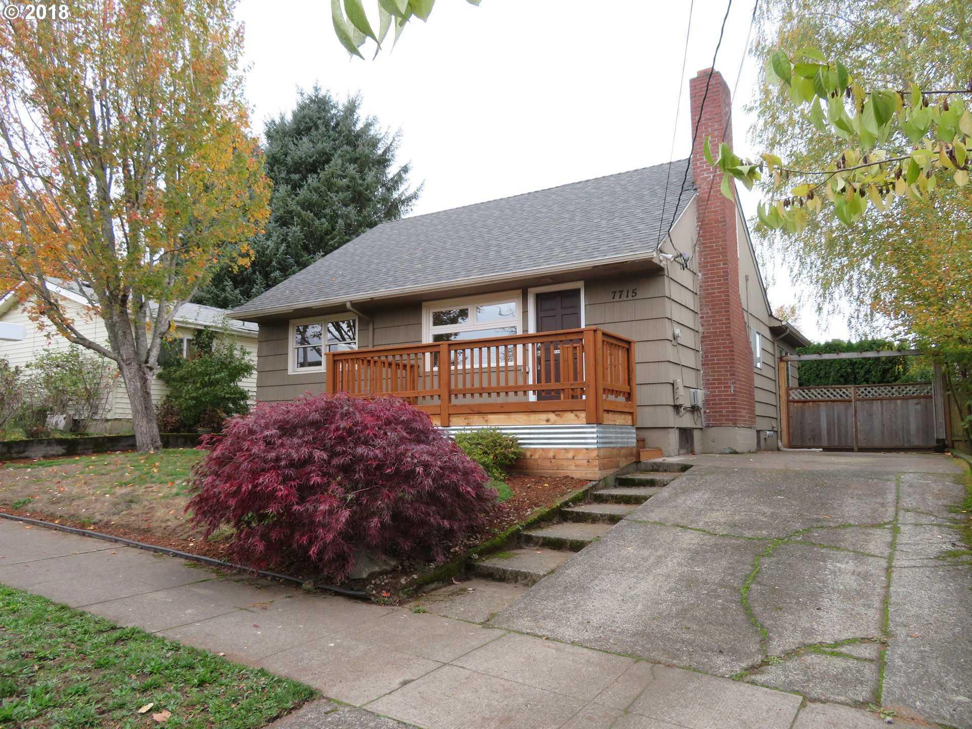 $485,000 - 4Br/3Ba -  for Sale in Mt Tabor, Montavilla, Portland