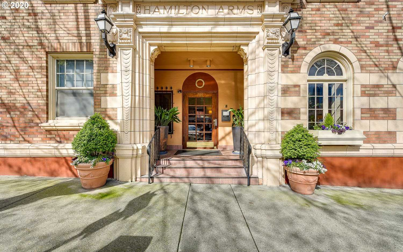 $265,000 - 1Br/1Ba - for Sale in Hamilton Arms - Goose Hollow, Portland
