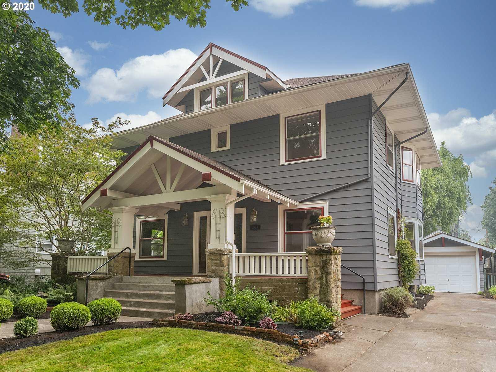 $859,000 - 4Br/3Ba - for Sale in Irvington, Portland