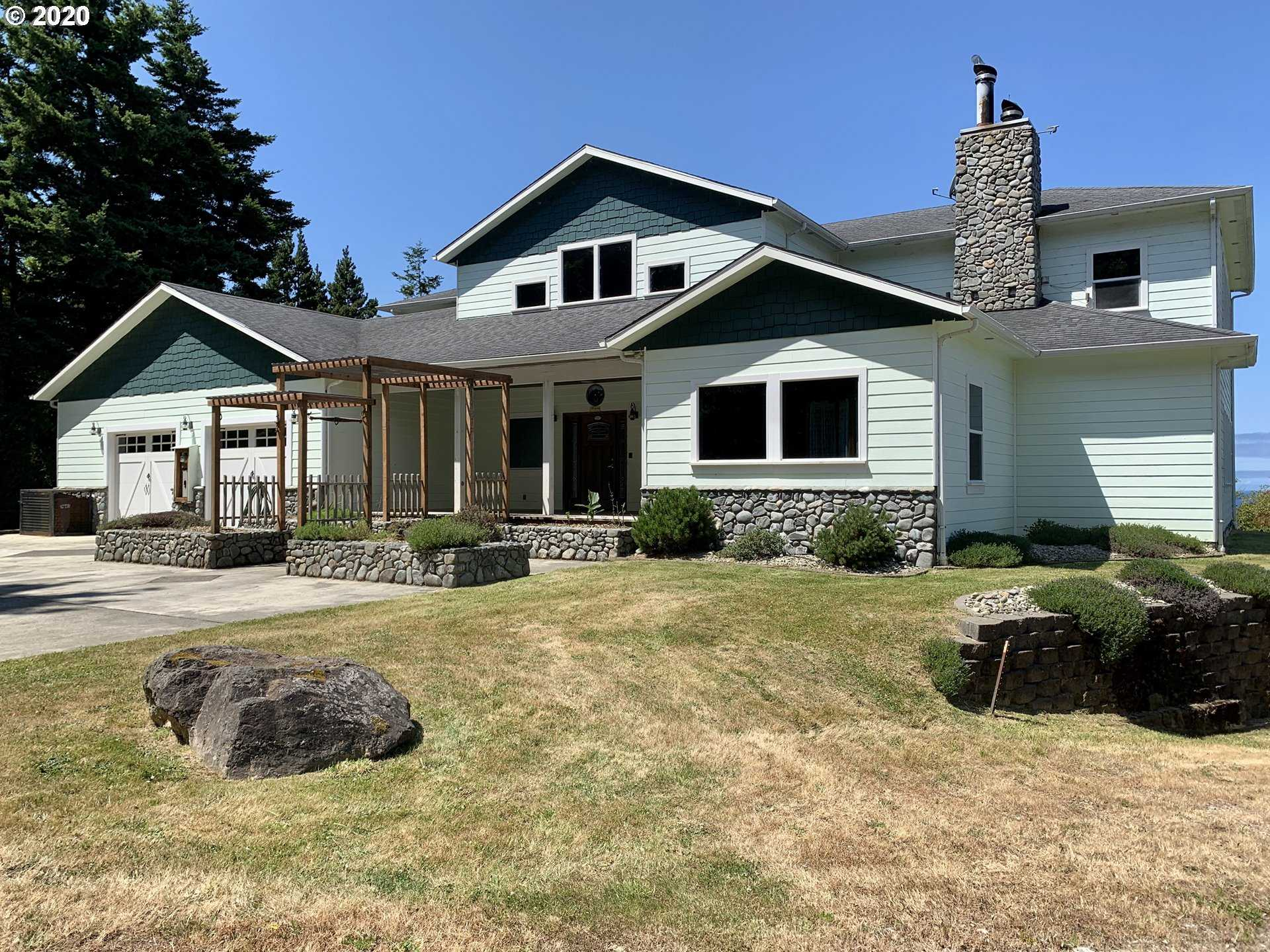 $749,000 - 4Br/3Ba -  for Sale in Paradise Terrace Subdivision, Port Orford