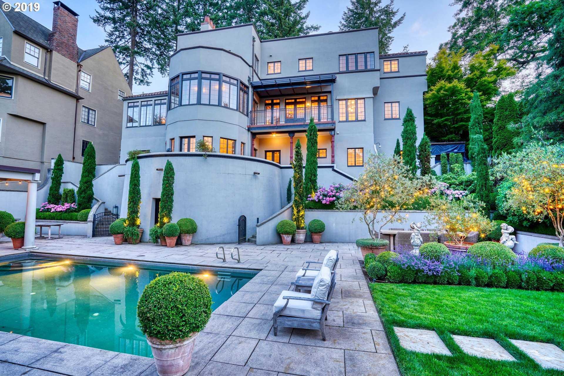 $3,850,000 - 5Br/7Ba -  for Sale in Portland Heights, Portland