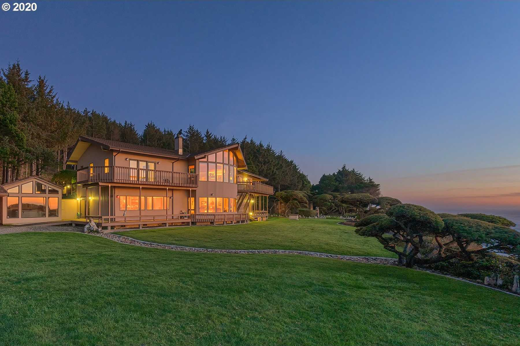 $2,950,000 - 4Br/5Ba -  for Sale in Agate Beach, Bandon