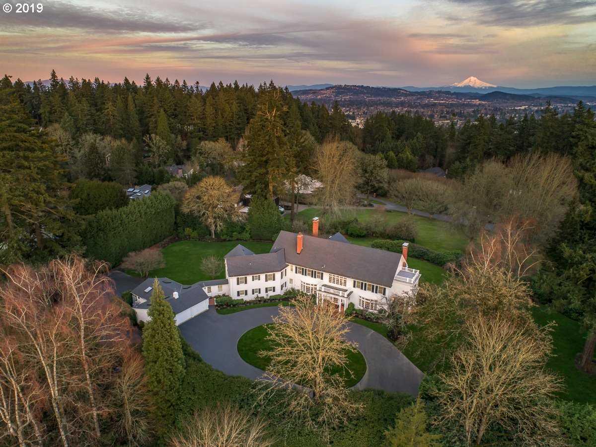 $4,495,000 - 4Br/6Ba -  for Sale in Dunthorpe Riverdale, Portland