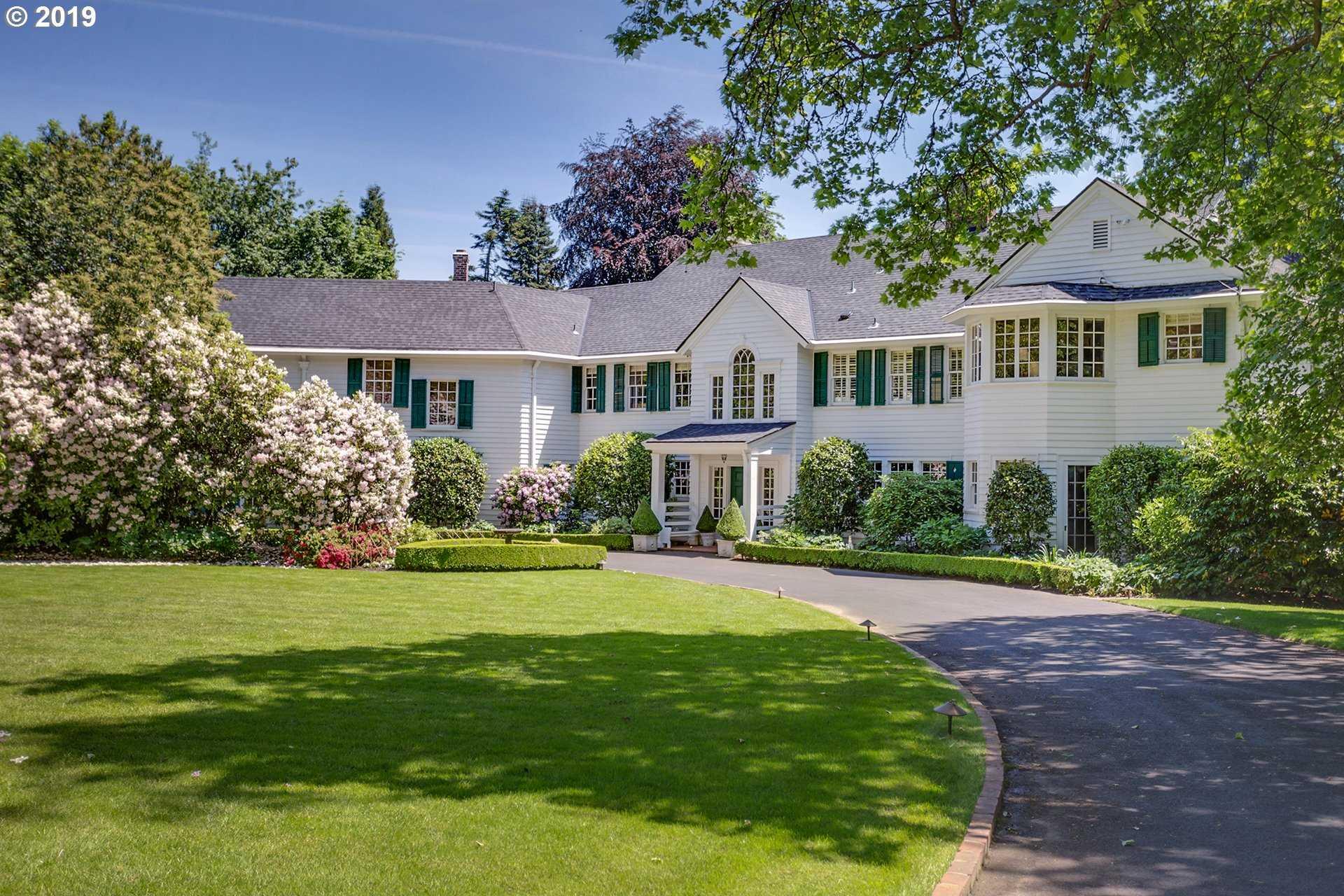 $3,995,000 - 6Br/7Ba -  for Sale in Dunthorpe, Portland