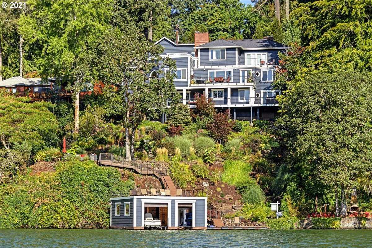 $4,998,000 - 4Br/5Ba -  for Sale in Oswego Lake, Lake Oswego