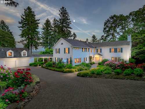 $3,150,000 - 5Br/6Ba -  for Sale in Dunthorpe / Riverdale, Portland