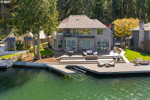 $4,349,000 - 4Br/4Ba -  for Sale in Oswego Lake, Lake Oswego