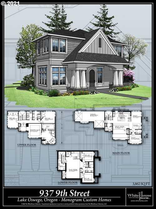 $2,350,000 - 5Br/4Ba -  for Sale in Lake Oswego