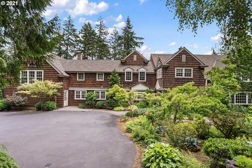 $3,250,000 - 5Br/7Ba -  for Sale in Dunthorpe / Riverdale, Portland