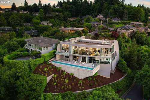 $9,495,000 - 3Br/4Ba -  for Sale in Portland Heights, West Hills, Portland