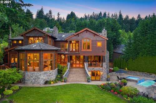 $5,600,000 - 6Br/8Ba -  for Sale in Dunthorpe, Lake Oswego