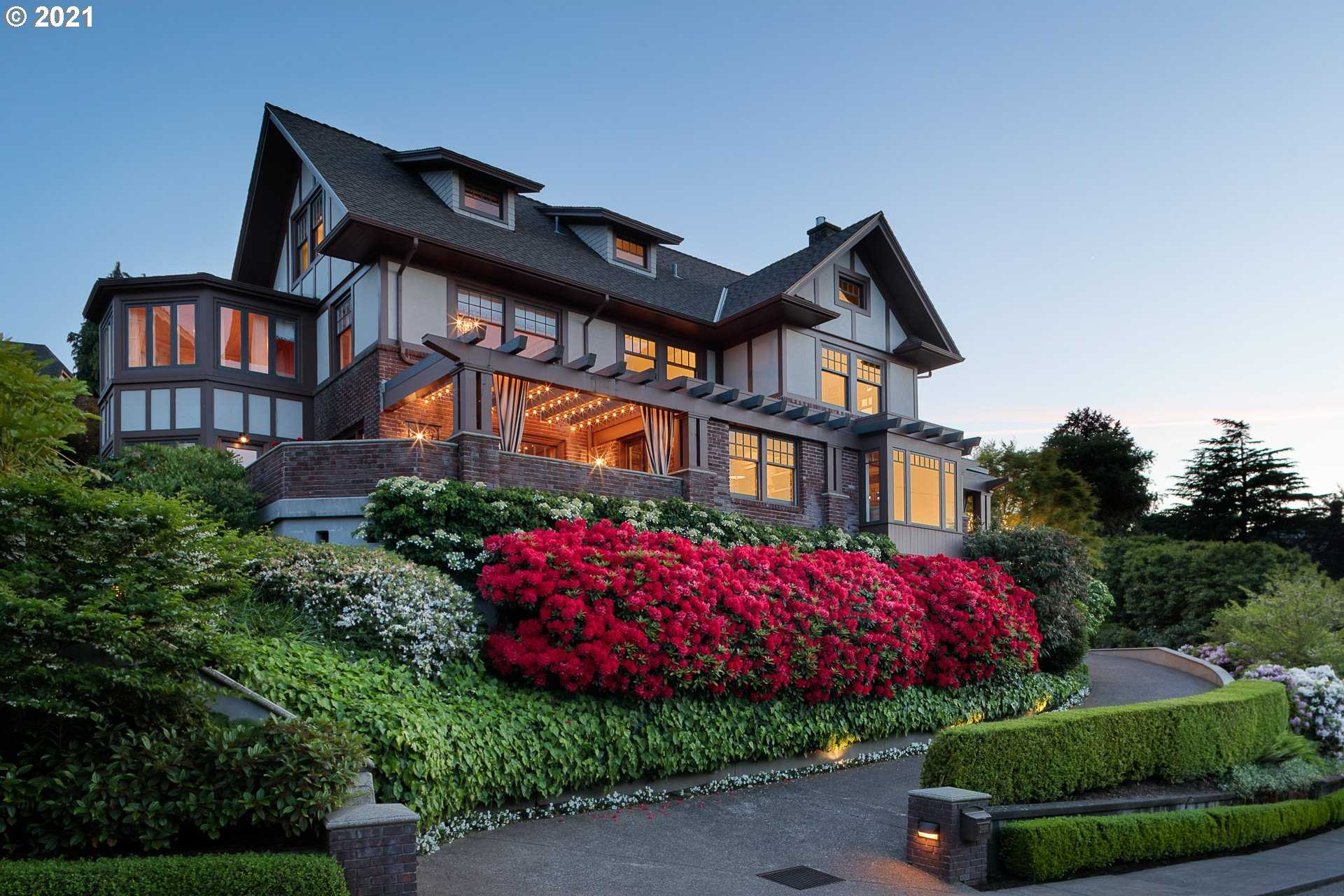 $2,695,000 - 5Br/5Ba -  for Sale in Westover Terraces, Portland