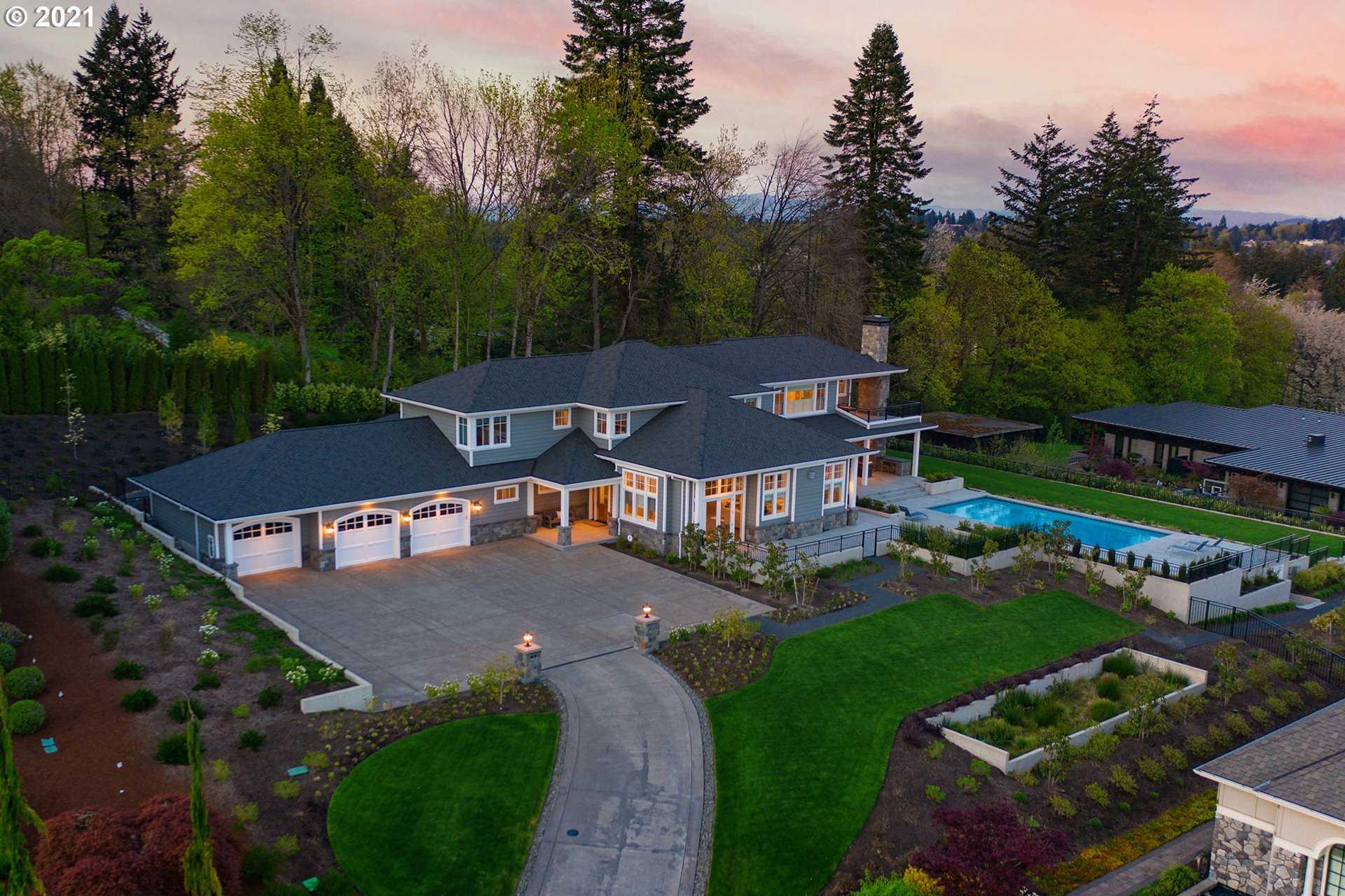 $5,499,000 - 5Br/7Ba -  for Sale in Lake Oswego